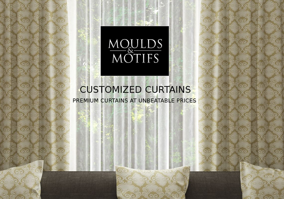 Design Buy Premium Fabric Curtains Online