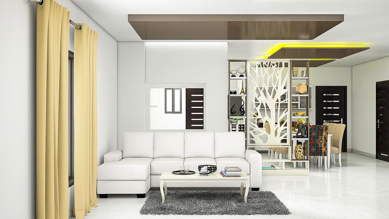 Interior design consultation home interiors interior for 1 bhk flat decoration idea