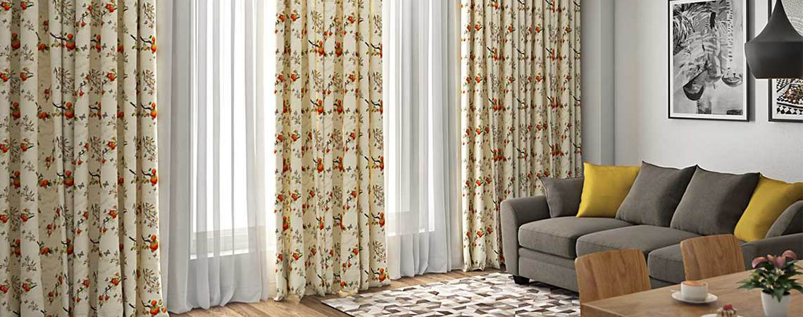 Customisable Online Curtains Store